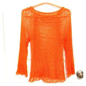 Other - Netted beach shirt